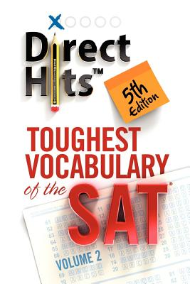 Direct Hits Toughest Vocabulary of the Sat By Direct Hits (COR)